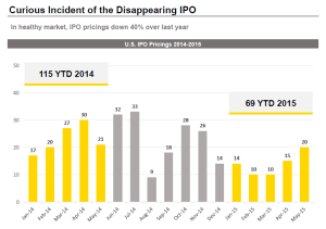 Curious Incident of the Disappearing IPO
